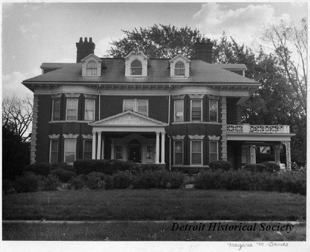 Arden Park East Boston Neighborhood Detroit Historical