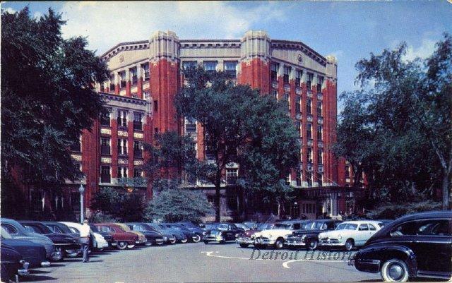 Henry Ford Hospital | Detroit Historical Society