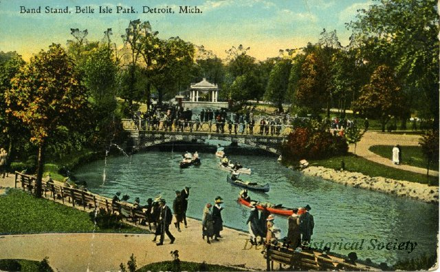 belle isle a plan to restore