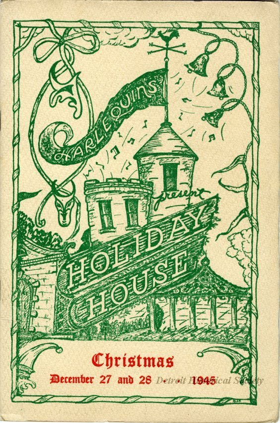 Holiday House Program, 1945 – 2014.096.035