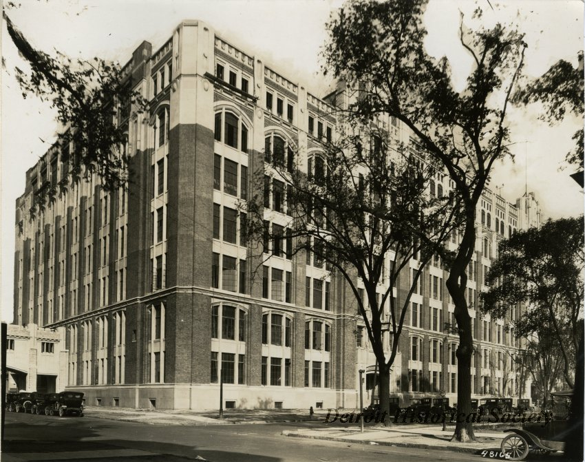 Cass Technical High School, 1922 - 2014.114.539
