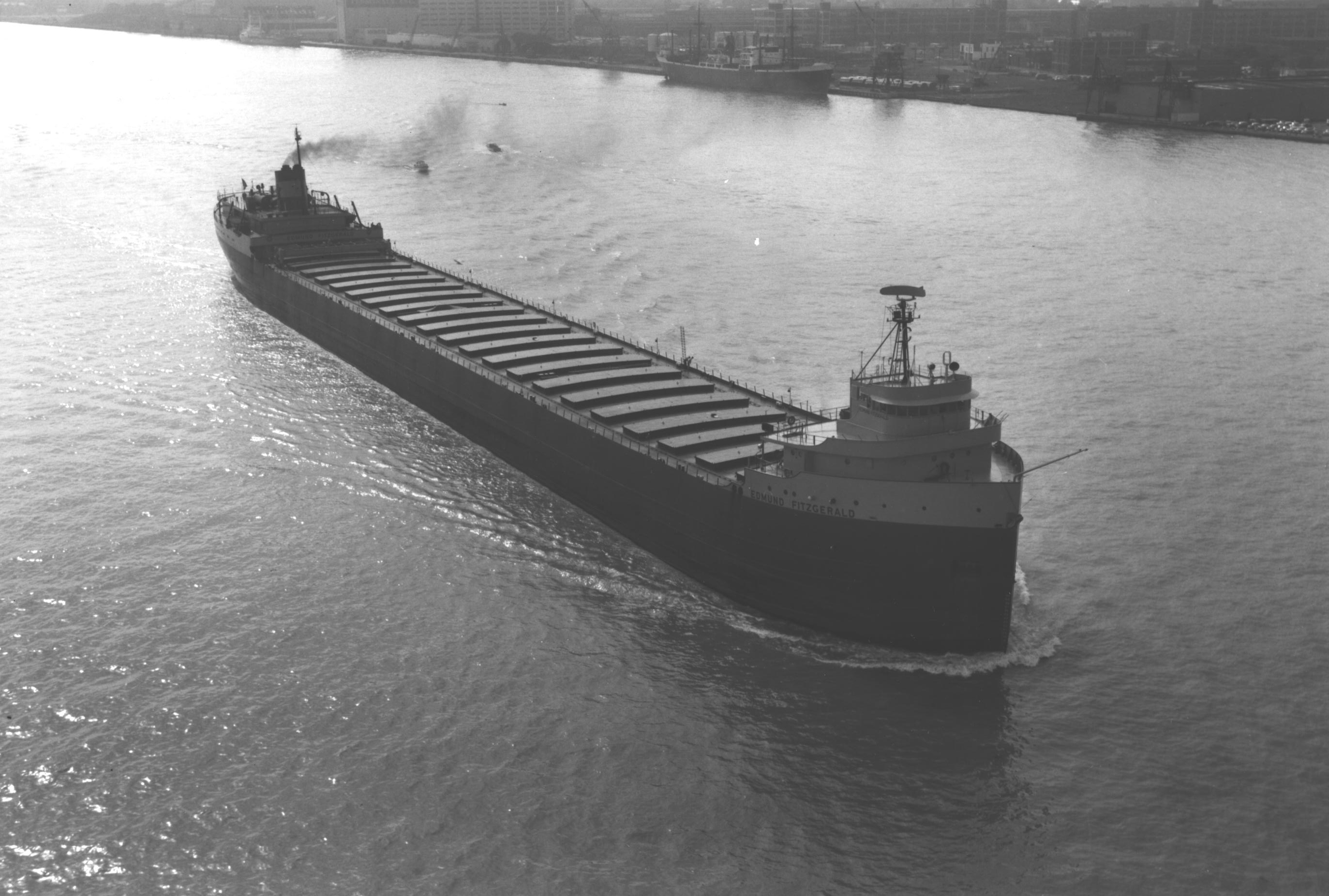 Mystery of the Edmund Fitzgerald Details