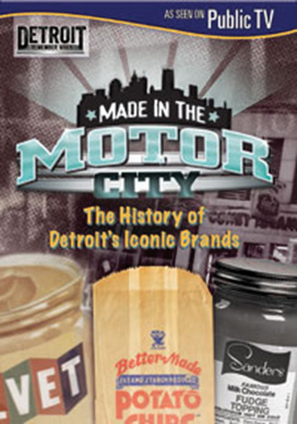 Spring Film Series Detroit Remember When Made In The