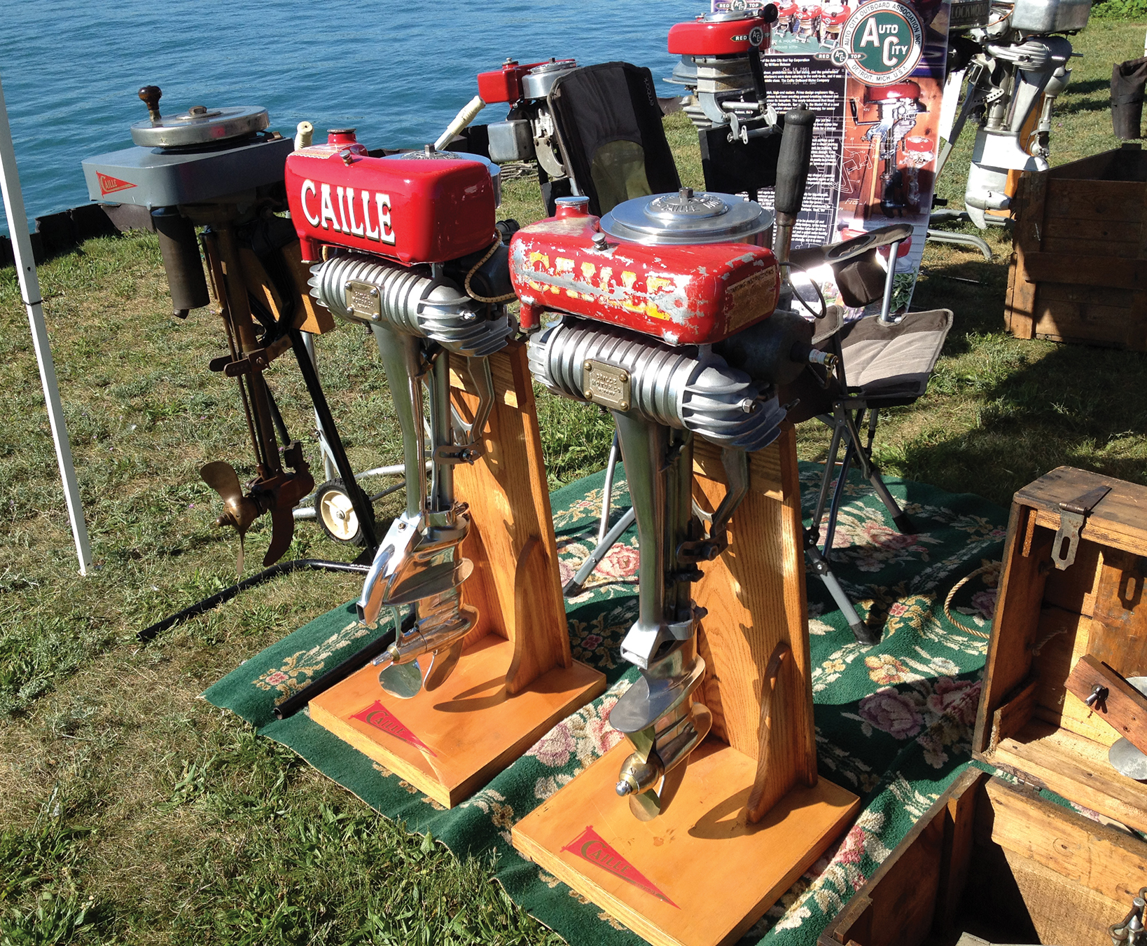 Outboard motor club for Outboard motor repair near me