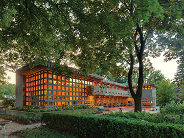 Frank Lloyd Wright Houses Michigan Tours