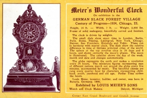The Meier Clock